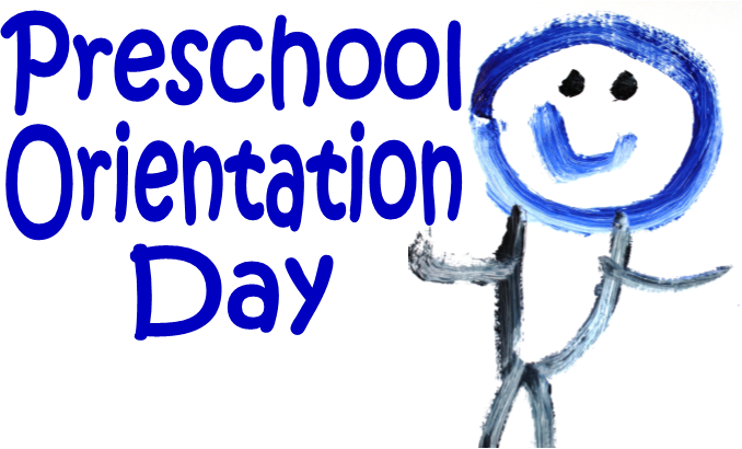 Preschool Orientation Day